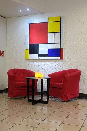 Lobby TOP Hotel Hohenstaufen Koblenz