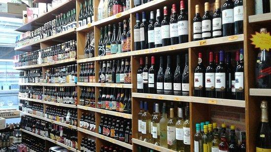 Bières et tout le Bazar