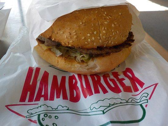 Plain Hamburger