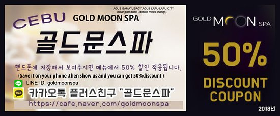 goldmoonSpa massage rooms - Picture of Gold Moon Spa, Lapu