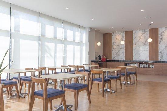 Donchan Grand Hotel: breakfast area
