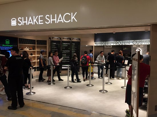 Just opened - Shake Shack - Pacific Place (2)