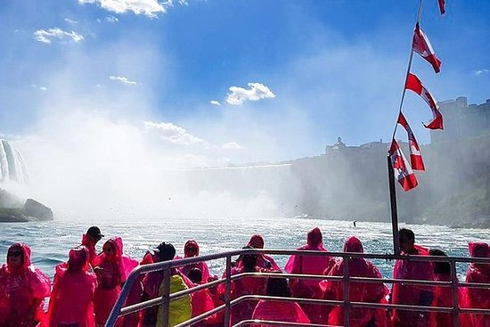 Niagara Falls Guided 9 Hour Day Trip...