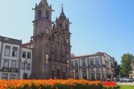 Excursão de meio dia saindo de Braga