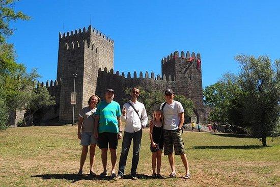 Excursão de meio dia em Guimarães...