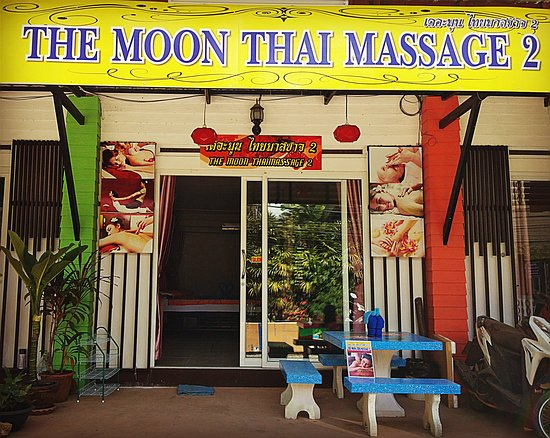 Ban Kai Bae, Таиланд: Welcome to The moon thai massage.