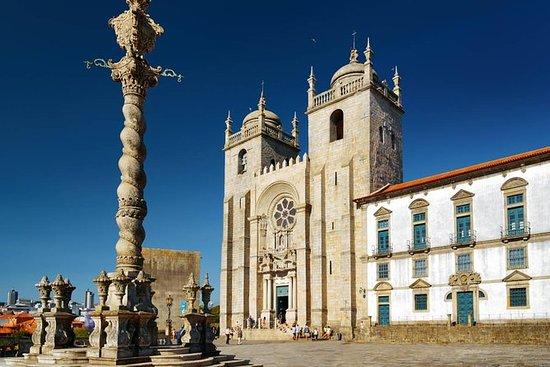 Porto Full Day City Tour med lunsj...