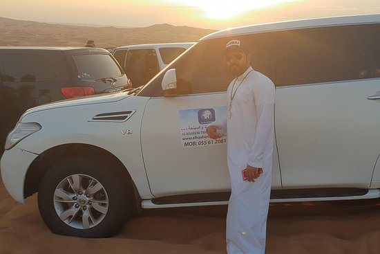 Dubai Morning Desert Safari with...