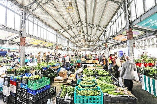 Visite gastronomique du marché des...