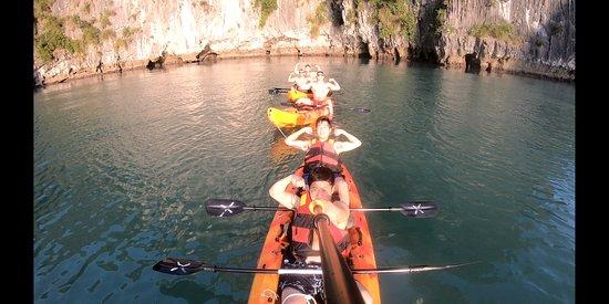 Starlight Cruise Halong Bay - Day Tour: Yoooooooooooooooooooooooo
