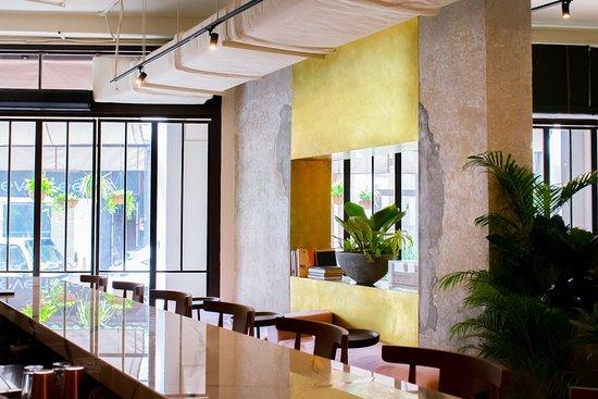 Kilo Kitchen bar area