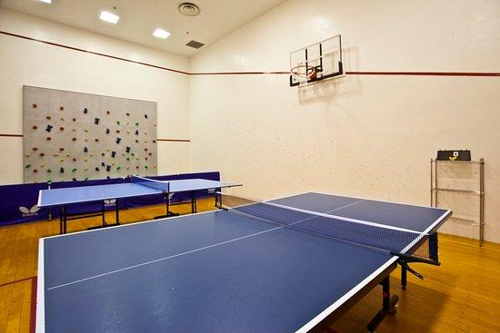 オリンピア卓球 / Table tennis