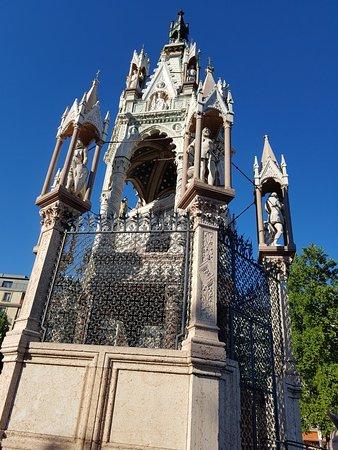 Genève, Schweiz: Brunswick Monument