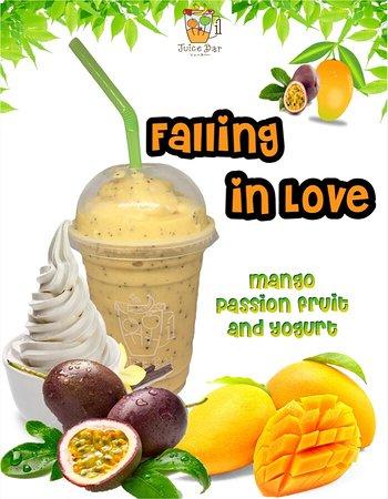 Il Juice Bar: Falling in Love