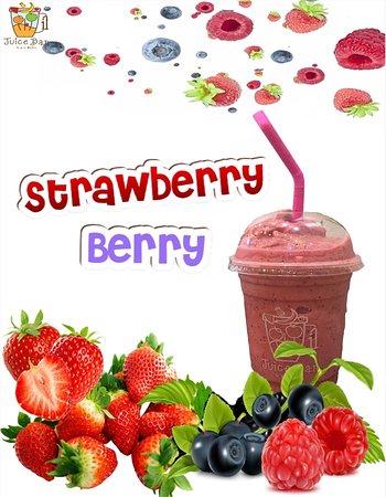 Il Juice Bar: Strawberry Berry