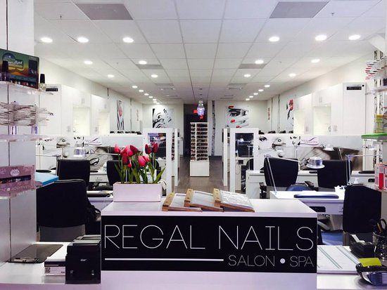 ‪Regal Nails Salon & Spa‬