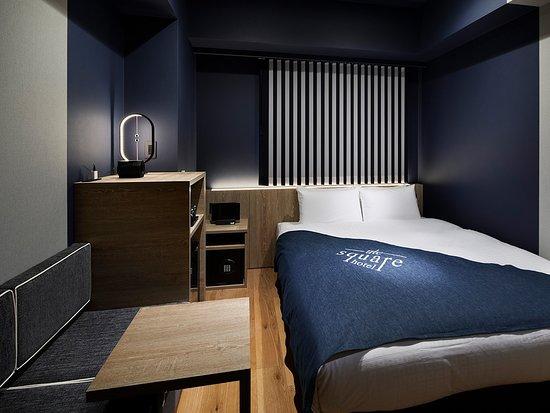 ◆スーペリアダブル◆15平米【ベッド幅160cm×1】 全室エアウィーヴ設置