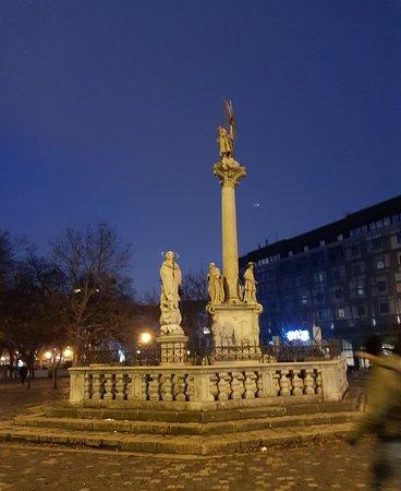 Beautiful column