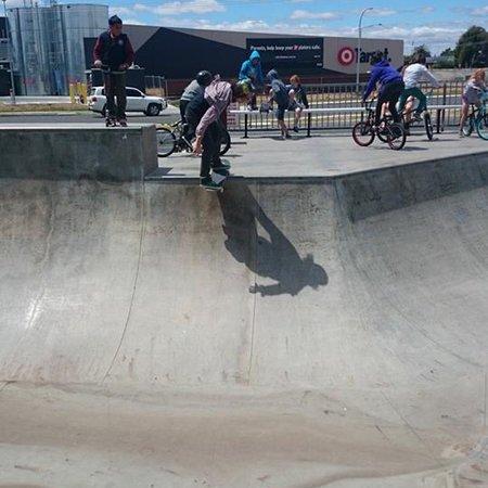 Horsham Skate Park