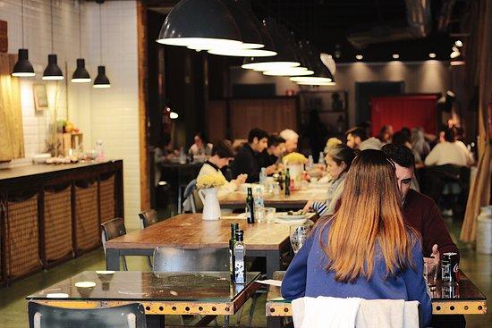 3856490d4024 Healthy food en Poble Nou - Opiniones de viajeros sobre bistrot by ...