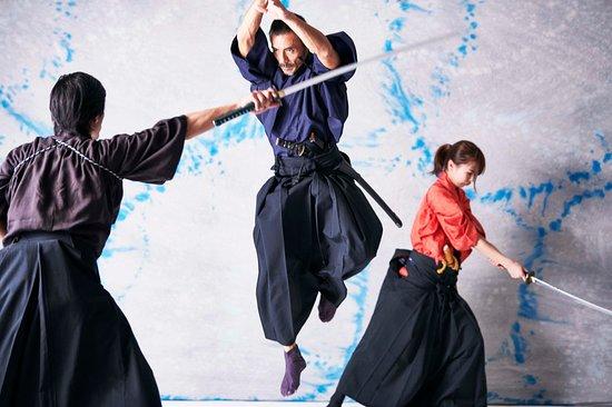 Samurai Workout Kagurazaka Dojo