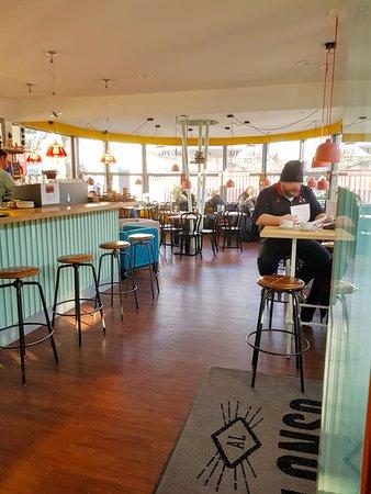 Cafe Bar Alonso : Alonso nach dem Umbau Dezember 2018