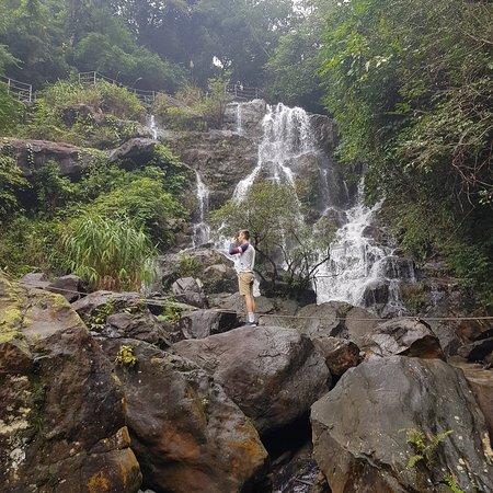 Phong Nha-Ke Bang National Park, Vietnam: Gio waterfalls