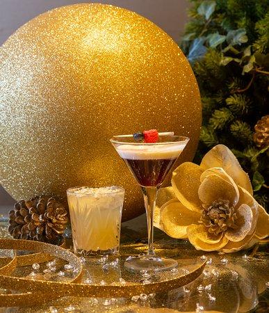 Thorpe Bay, UK : Christmas Cocktails