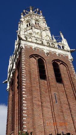 Haarlem, Bakenesserkerk (Augustus 2018)