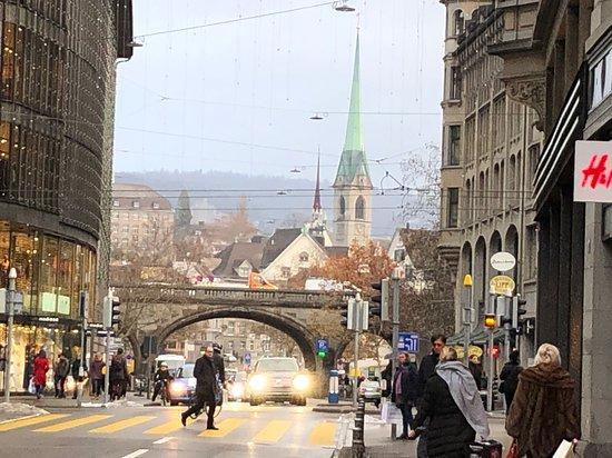 Genève, Schweiz: Centro città