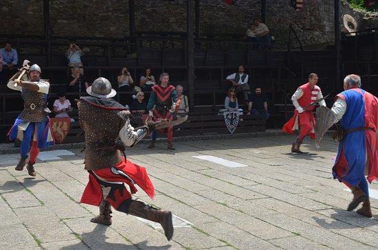 Visegrád Citadel: Visegrádi Fellegvár.