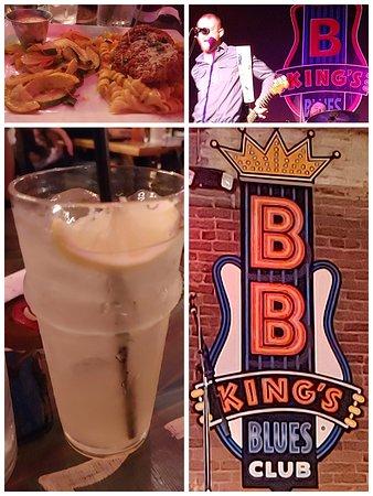Fun times at B.B. King's Blues Club