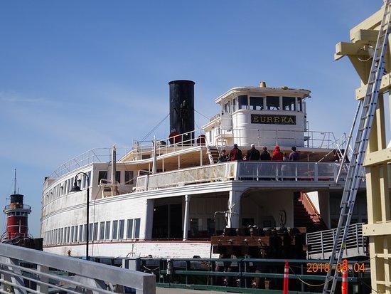 Eureka Steam Ferry