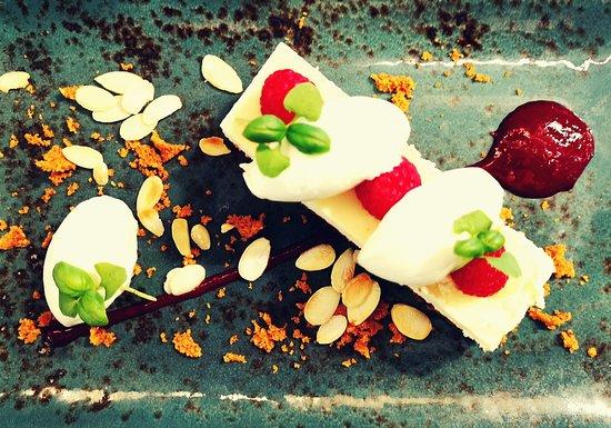 Villa Amaranta: Limoncello Cheesecake
