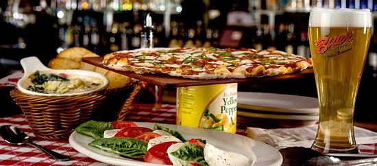 Buca di Beppo Italian Restaurant: pizza