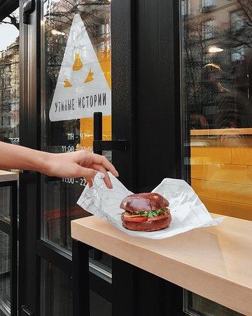 Бургер, в который ты влюбишься с первого укуса и ради которого будешь ждать окончания отпуска 🌊