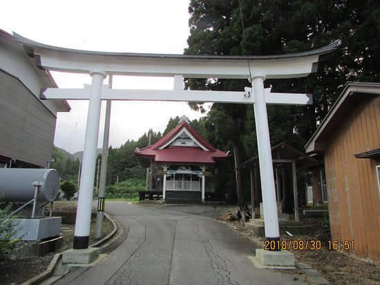 Tairadate Shrine