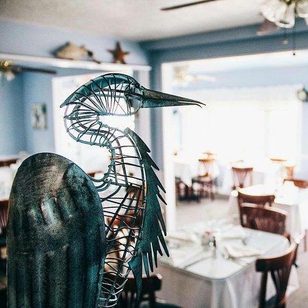 The Blue Heron Beachfront Bistro