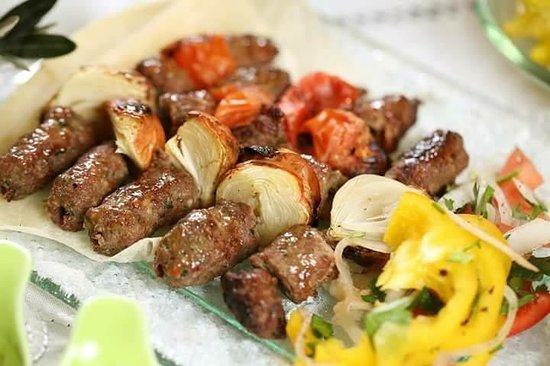 Lamb Pieces (Sheesh Kebab).
