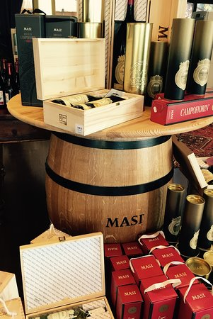 Saccardi Coffee Food & Wine : Masi