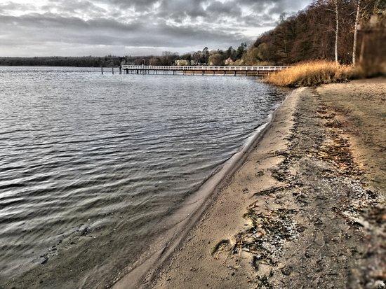 Plau am See, Germany: Seeluster Bucht - traumhaft schön.