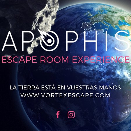 Vortex Escape Room