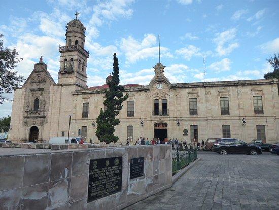 Centro Historico de Morelia : Cartoline da Morelia, Messico
