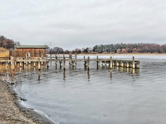 Plau am See, Tyskland: Seeluster Bucht