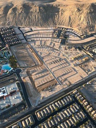Las Vegas Hot Air Balloon Ride: Amazing view