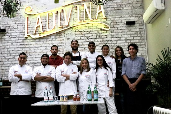 Ladivina Restaurante & Bar: Equipo Ladivina