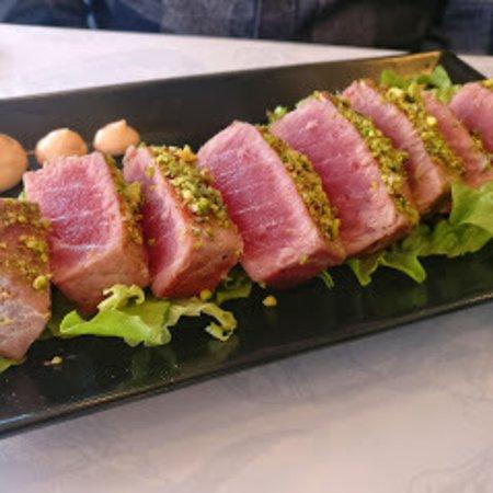 GourMèr, Piacere! Tataki di filetto di tonno