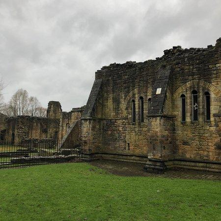 Kirkstall Abbey-bild