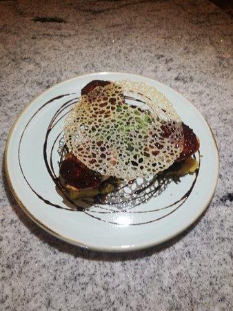 Ladivina Restaurante & Bar: Pollo Duxelle. Delicioso