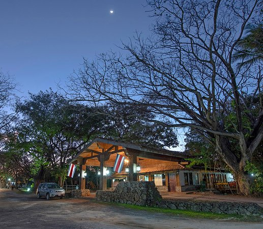 Lobby de noche